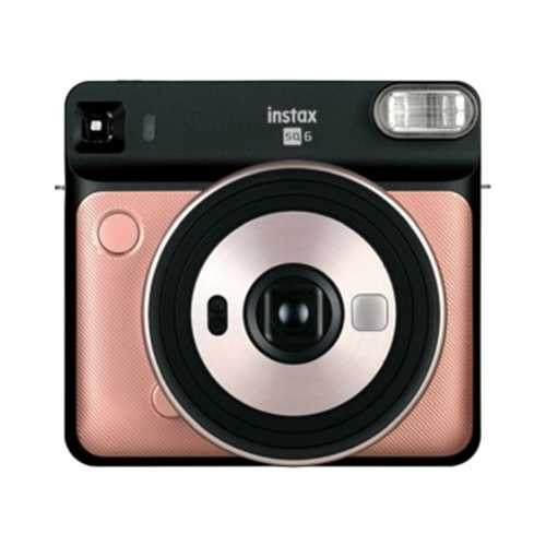 SQ6 Blush Gold Instant Camera
