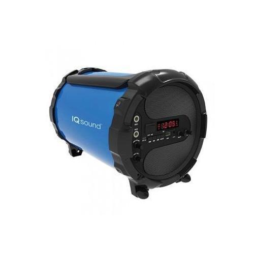 Bt Active Prtbl Hifi Speaker Blue