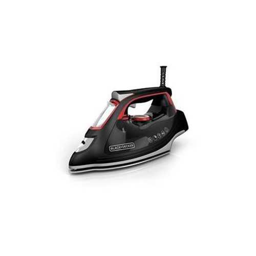 Bd Iron Blk Red