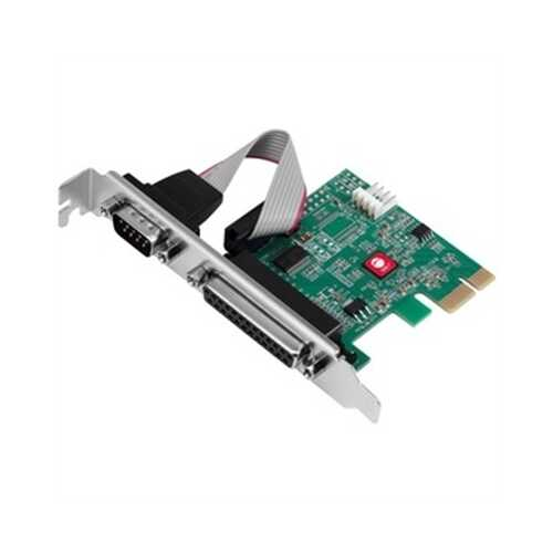 DP Cyber 1S1P PCIe Card