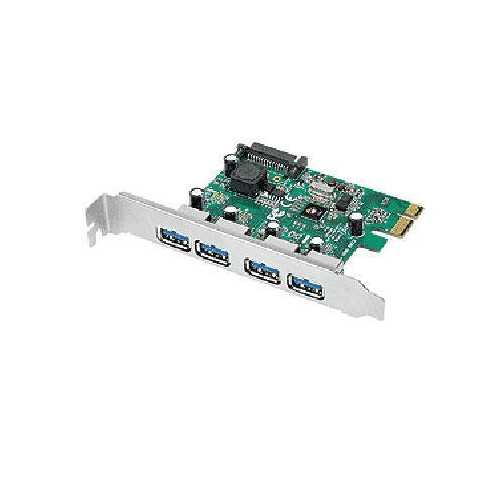 USB 3.0 PCI-E Host Adapter