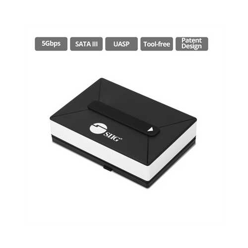 USB 3.0 SSD Storage Enclosure