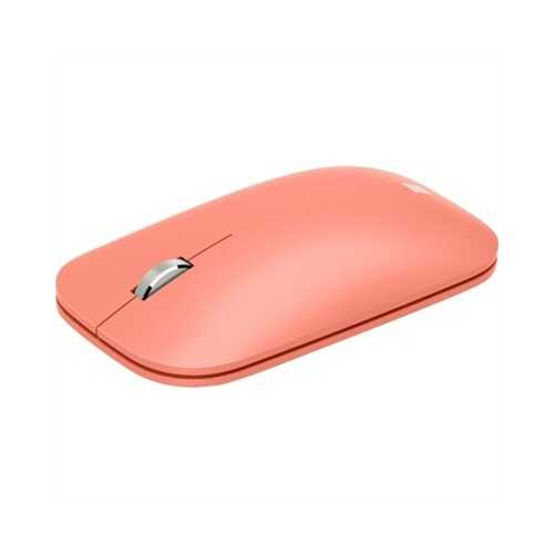 BT Modern Mobile Mouse Peach