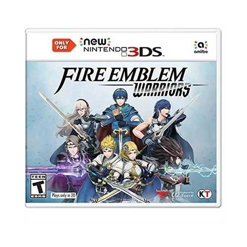 Fire Emblem Warriors 3DS