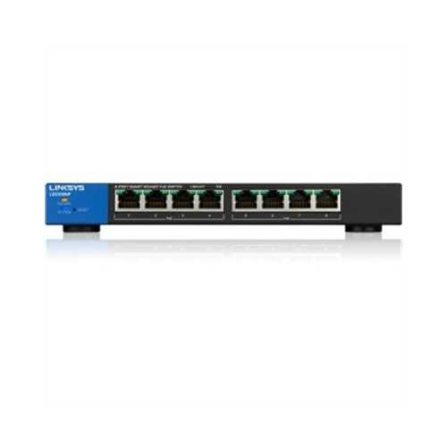 8 Port Smart More Power Switch