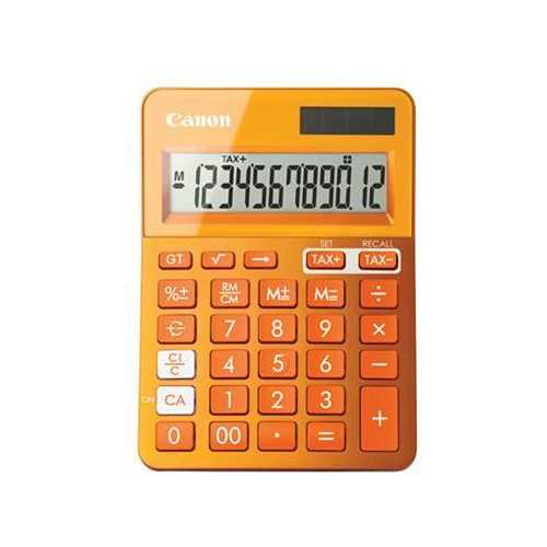 Canon Ls-123k Calculator- Mor
