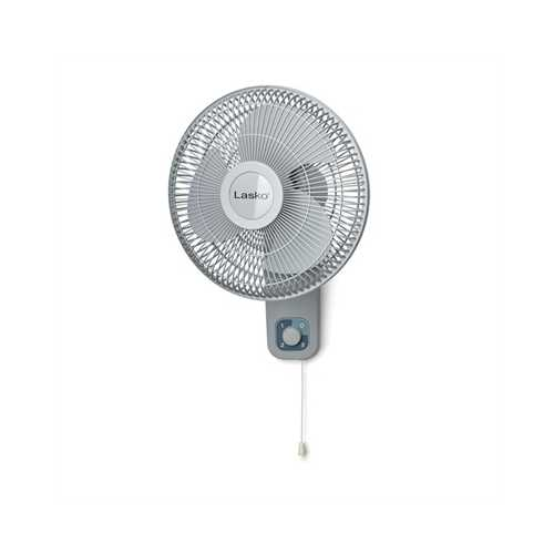 "12"" Osc Wall Mount Fan 3 Speed"