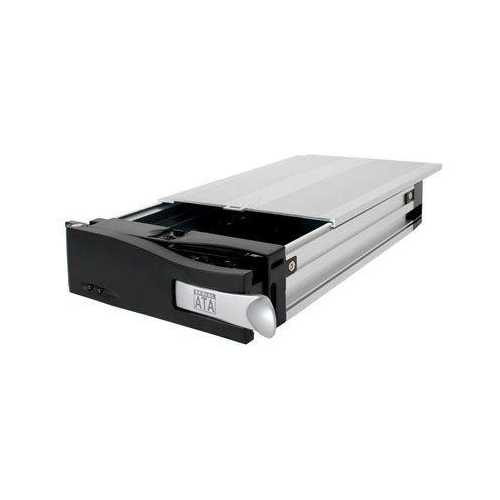 "3.5"" Sata Mobile Rack Black"