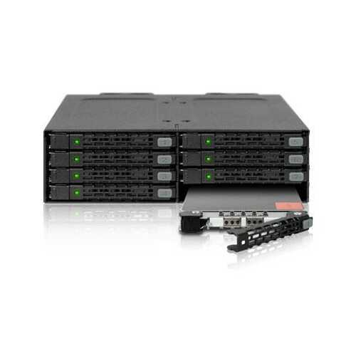8 Bay 2.5 SATA HDD Mobile Rack