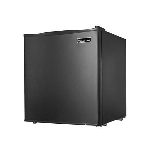 1.7 Compact Fridge Black