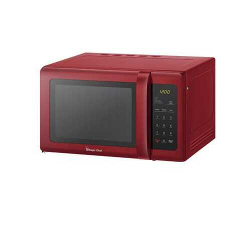 .9cf Microwave Oven Red