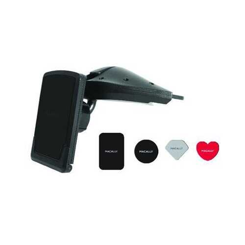 Magnetic CD Slot Phone Mount