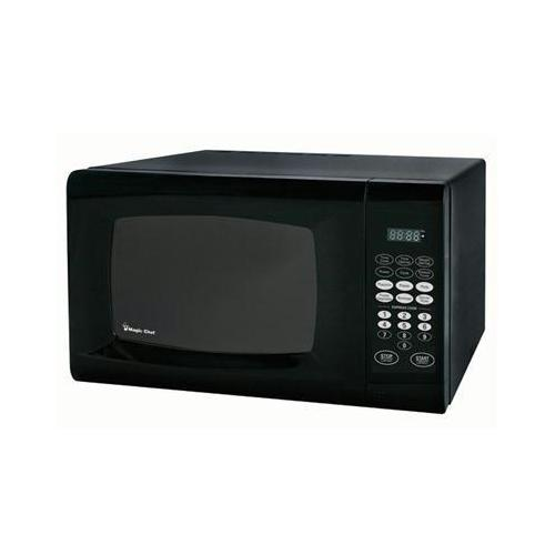 0.9 Microwave Oven Black