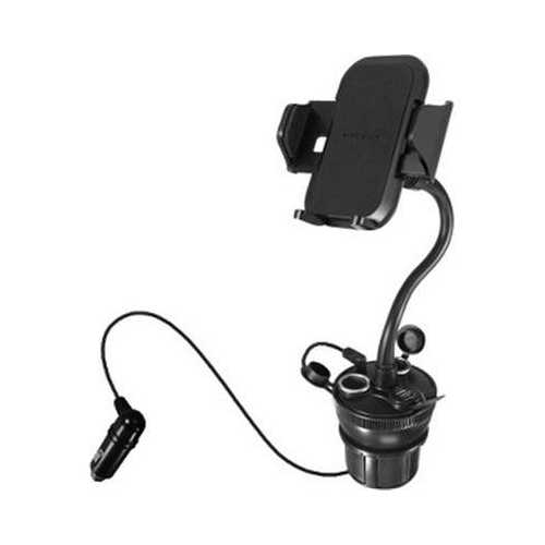 Cup Holder with USB Charger
