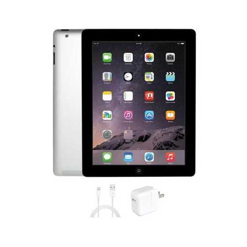 iPad 4 16GB Black Refurbished