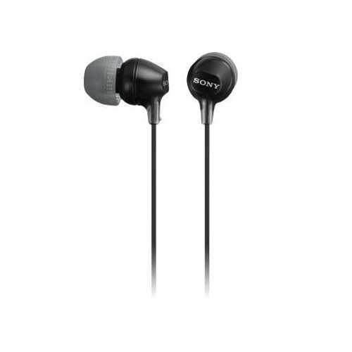 Ex Earbud Headset Black
