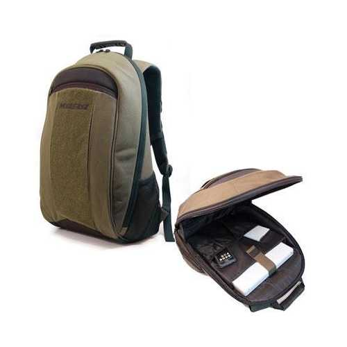 Eco Backpack Up To 17.3 Olive