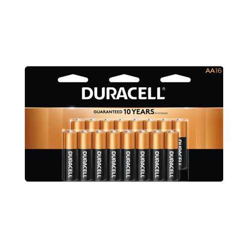 Duracell 16 Pack Aa Batteries
