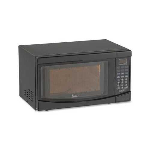 .7cf 700 With Microwave Black Ob