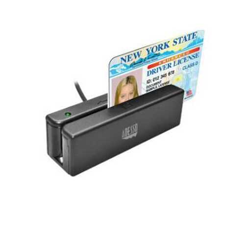 Standalone Msr Mag Card Reader