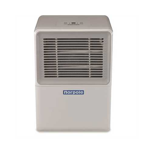 70 pint Dehumidifier Gray