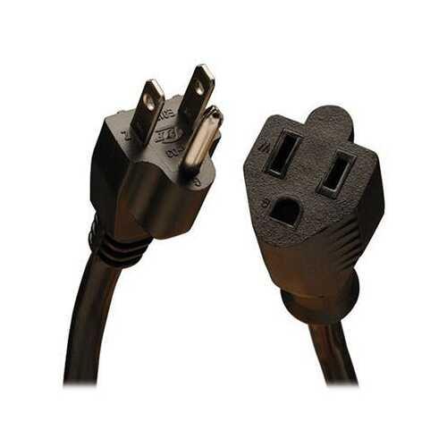 15' Power Cord 5 15p 5 15r 15a
