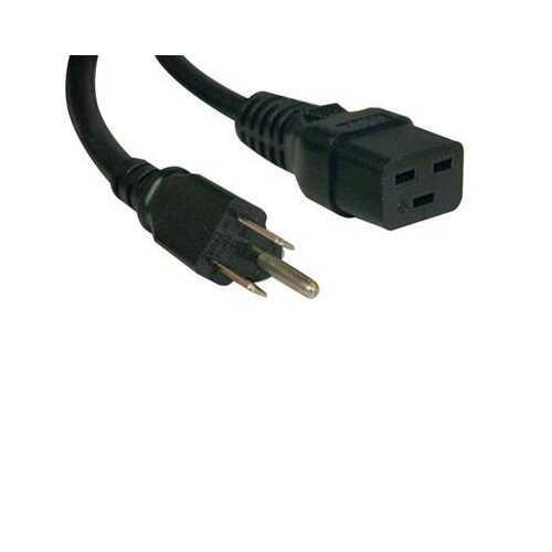 10ft AC Power Cord C19 5 15P