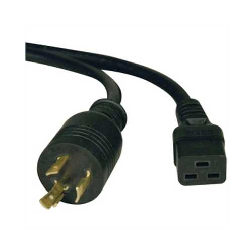 10ft AC Power Cord C19/Lockin