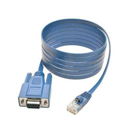 Rj45 Db9f Srl Cable 6'