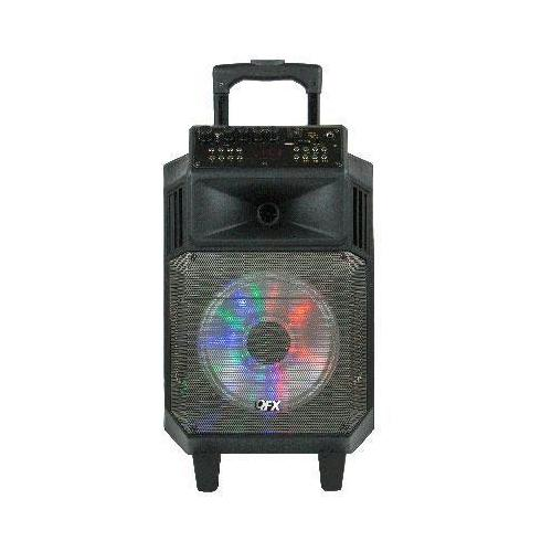 """8"""" Bluetooth Battery Pwr Party Speakr"""