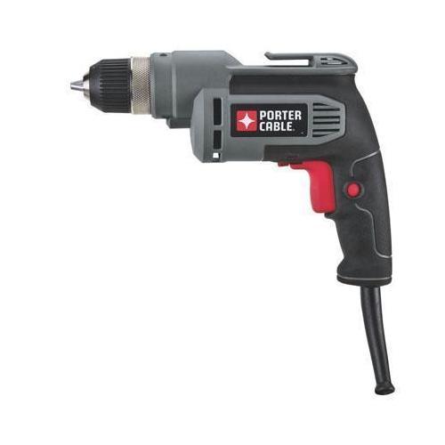 "Pc 6 Amp 3 8"" Var Speed Drill"