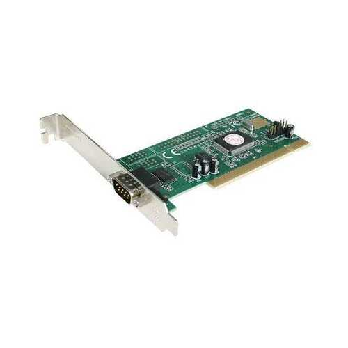 1 Port Pci Serial Adapter Card