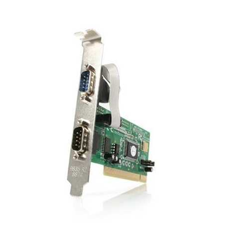 2 Port PCI Serial Adapter Card