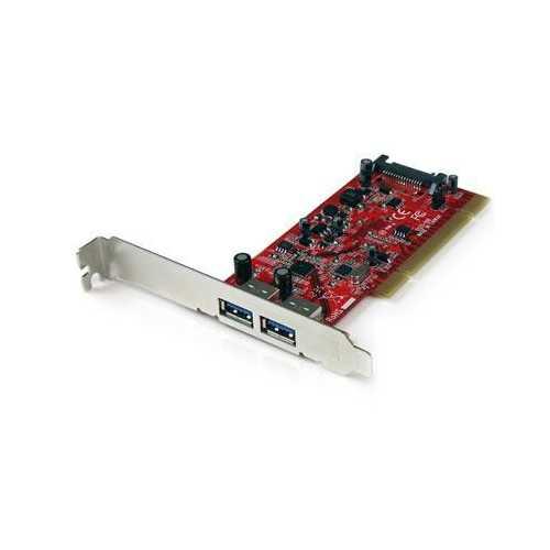 2 Port Pci USB 3 Adapter Card
