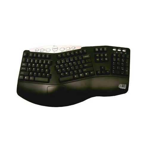 Ergo Keyboard Combo Black