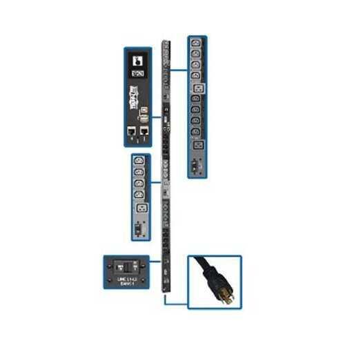 3 Phase PDU Switched C13 C19