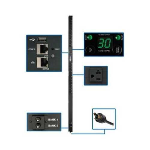 PDU Monitored 30A LX Platform