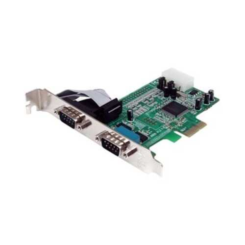 Pcie Serial Adapter Card