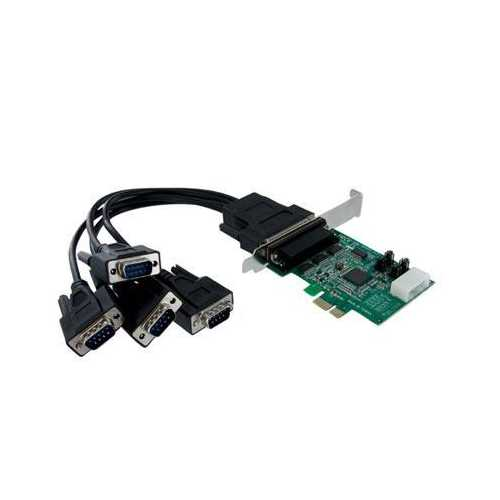 4x Pcie Serial Adapter Card
