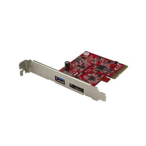 USB 3.1 and eSATA Card