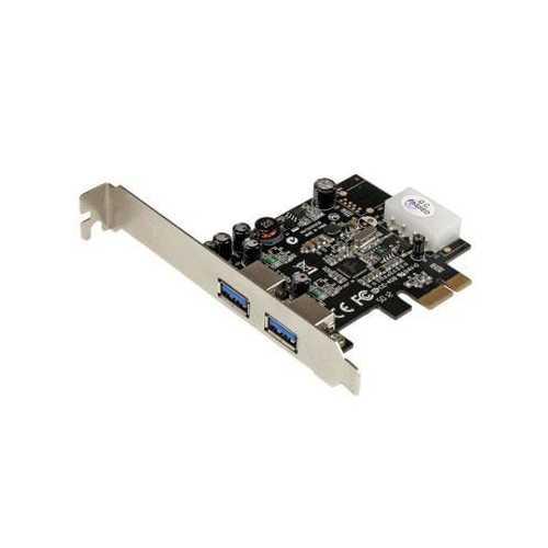 2 Port Pcie USB 3 Card With Uasp