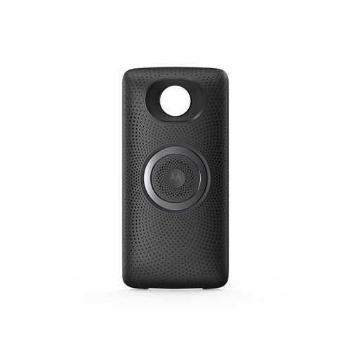 Moto Stereo Speaker Black