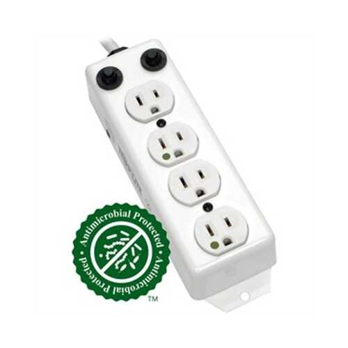 4 Outlet 15A Power Strip