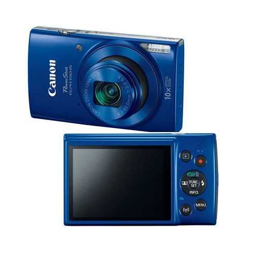 PS ELPH 190 IS 20MP Blue