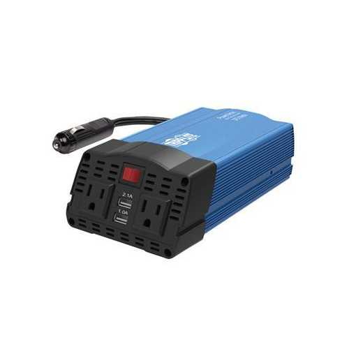 375W Car Invrtr USB Chrg