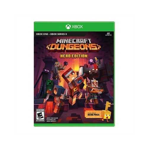 Minecraft Dungeons Rtl HeroXB1