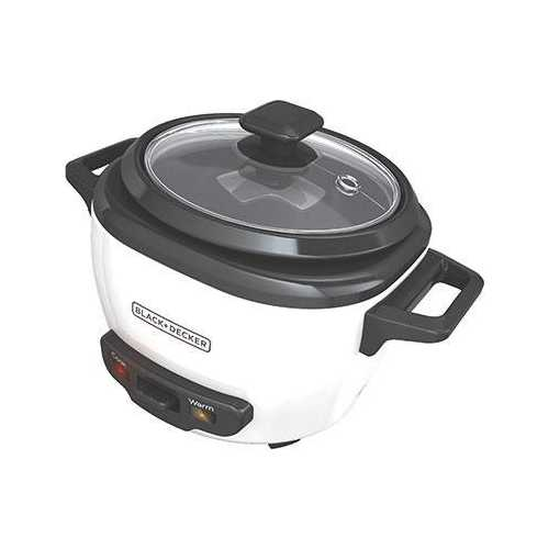 BD 3c Rice Cooker Wht