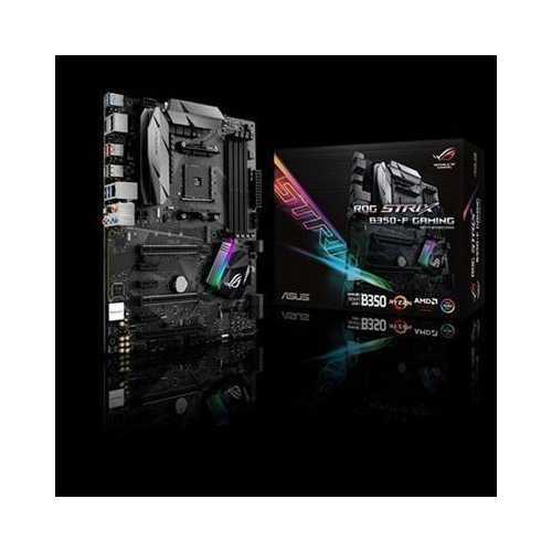 Strix B350f Gaming Motherboard