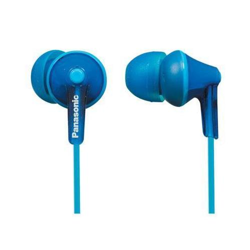 Earbuds Remote Mic Blue
