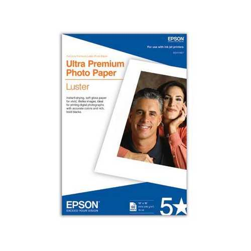 Prem Luster Photo Paper Sup B